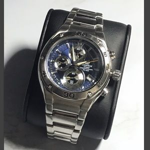 Edifice Casio Wristwatch ⌚️